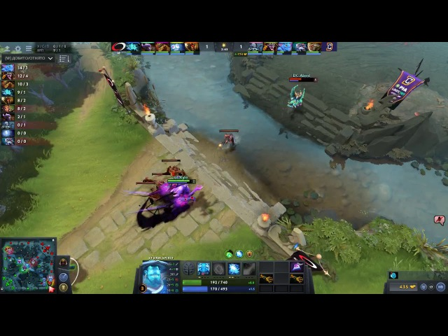 CoL vs DC, PWMasters Qualifiers, game 1 [Mortales, Inmate]