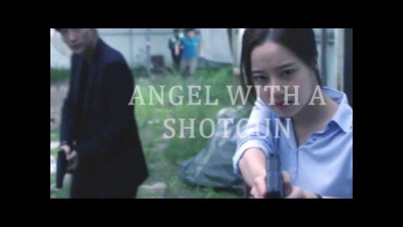 ▶Joon Gi Chae Won || Angel With A Shotgun