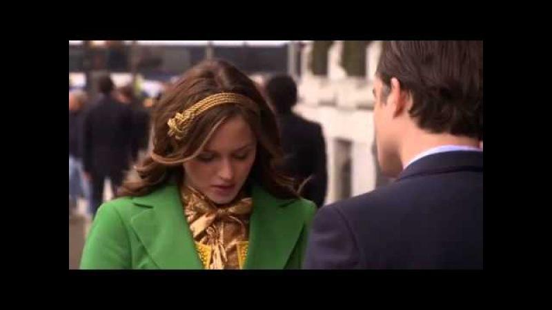 Вот так надо встречать девушку Чак и Блер сериал Сплетница 2 сезон 25 с164525592