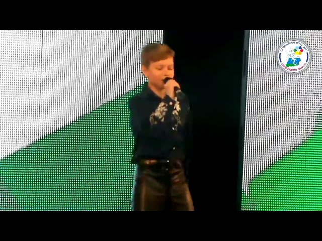 Иван Стариков 11 лет XVI Дельфийские Игры 2017г
