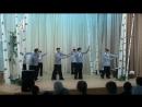 Танец Яблочко.