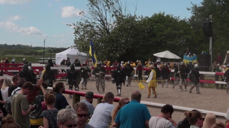 Рицарі-Українці всім дали люлєй!ЧЕМПІОНИ СВІТУ-2017