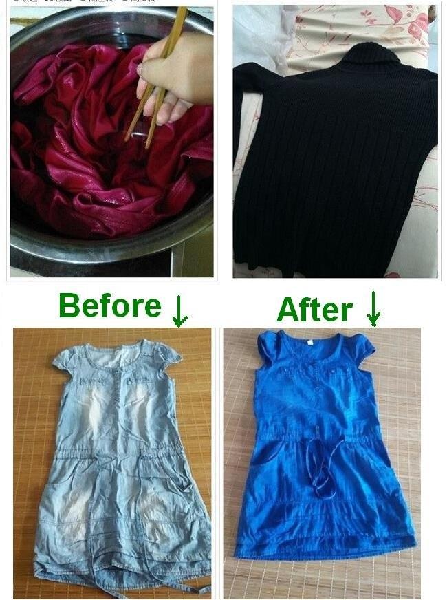 Купить краситель для одежды на алиэкспресс
