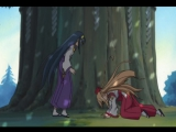 SHIZA Жрица Луны, Жрица Солнца  Kannazuki no Miko TV - 4 серия Kano &amp Chigusa  2004 Русская озвучка
