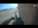 Сирия.23-10-2017.Штурм кишлака занятого ИГ боевиками Тахрир аш, восток провинции Хама
