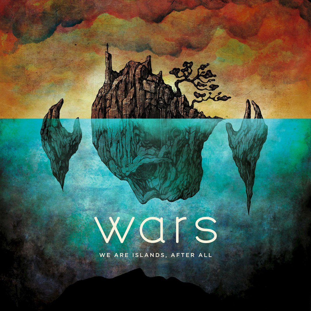 Wars - We Are Islands After All (2017)
