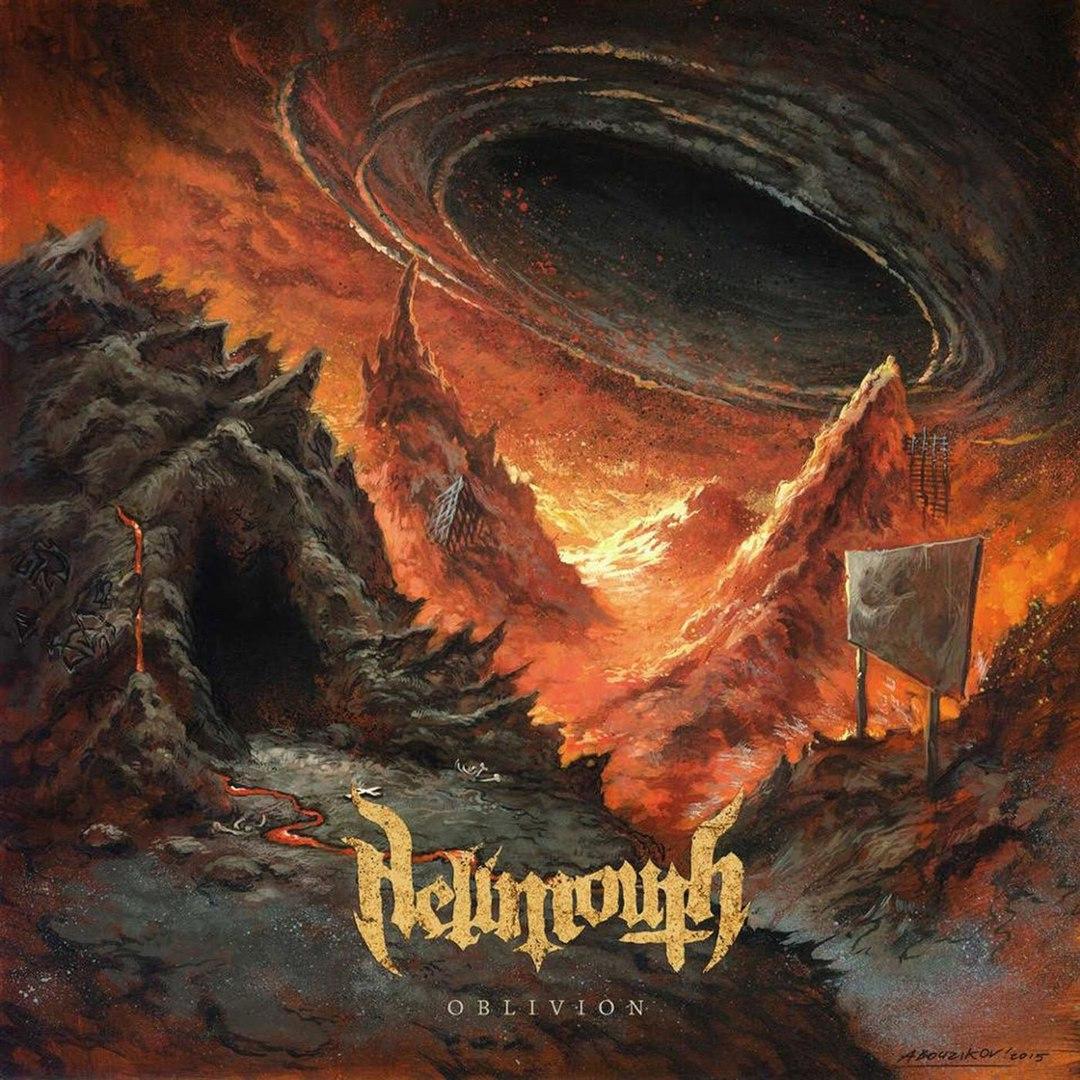 Hellmouth - Oblivion (2017)