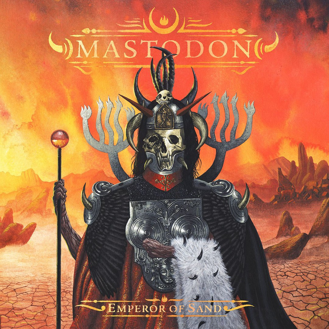 Mastodon - Sultan's Curse [single] (2017)