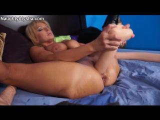 Alysha porno дилдо