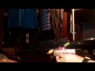 Ak47 - NiMH vs LiPo 3s