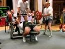 Владимир Максимов жмет 270 кг, 280 кг и 285 кг. Битва Чемпионов 2010 год