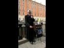 Питер 27.05.2017г. Шарманщик на канале Грибоедова.