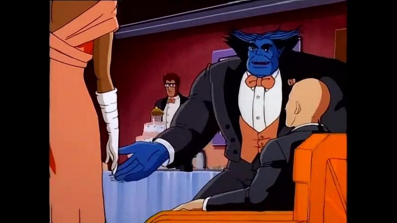 Люди Икс (4 сезон .8 серия) 1992