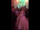 Танец жениха с матерью,  невесты с отцом