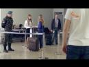 Ярмак в аэропорту Как закалялся стайл