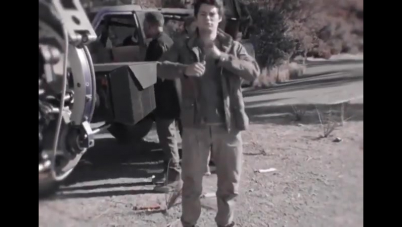 Vines with Dylan O'Brien ✗