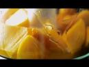 JAUNE by Carte Noire _ Espumas de mangue au caviar de café