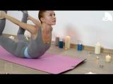 15 минут для гибкости спины _ Йога для начинающих _ Йога дома