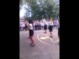 Танец учителей на 1сентября