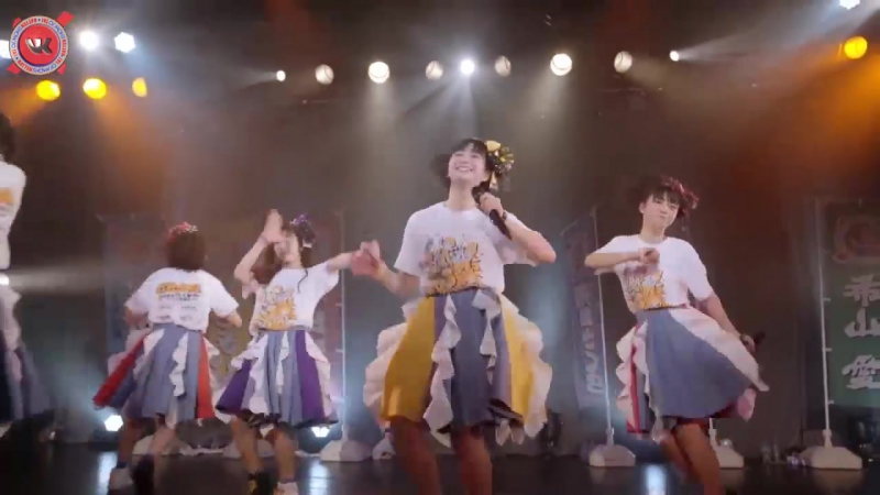 Batten ShowJo Tai - Sayonara Destiny [Live at Tokyo Taikai Ebisu LIQUID ROOM]