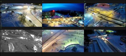 Система «Безопасный город» в Усть-Илимске
