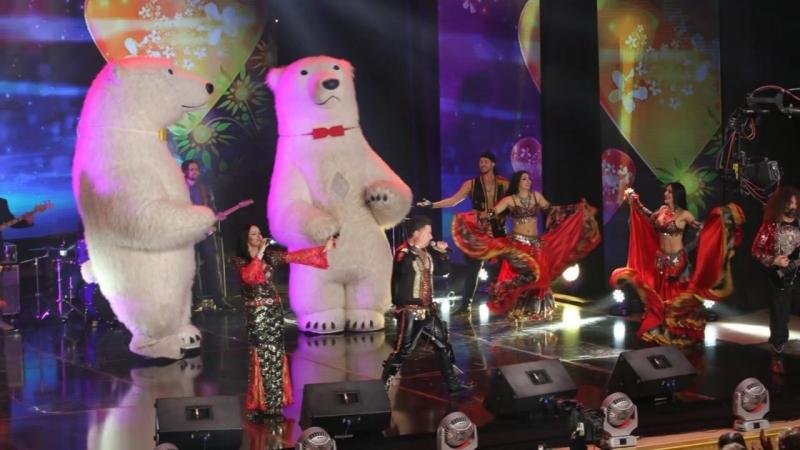 15 ноября, в Молодечно, в рамках телевизионного проекта СТВ Золотая коллекция белорусской песни состоялась премьера нашей песн