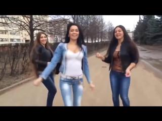 Четкий танец под Папито official video