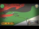 2017.06.07 - Военная обстановка в Сирии. Новый авиаудар США по сирийской армии. Русский перевод
