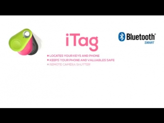 iTag _ для Android ou iOS