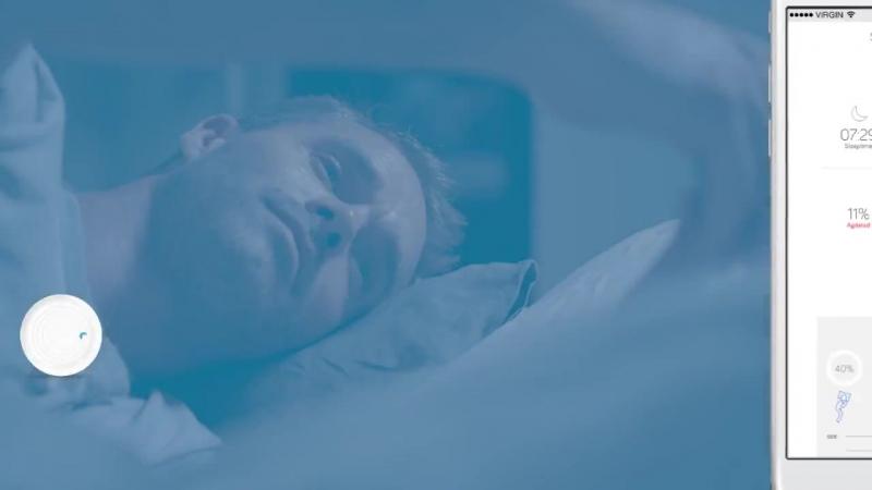 SLEEPSENSOR - Advanced sleep tracker 31s