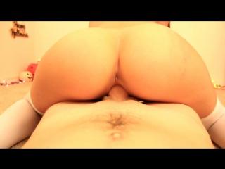 [ManyVids] BlancNoir aka Miss Noir - Stuffing the Schoolgirl (720p) [Amateur, Teen, POV, Pussy Fuck, Blowjob, Toys, Facial]