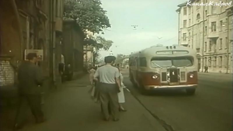 ЗИС-155 из кинофильма Девушка без адреса (1957)