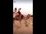 Zac Efron in Dubai