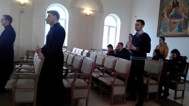 Реколекції для УМХівців провели в Івано-Франківську!