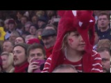 Anthems - Wales vs England 6N Rd2 2017
