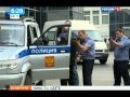 Дима Бикбаев на съемках боевика Черная роза