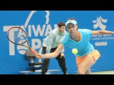 2017 Taiwan Open Semifinals | Peng Shuai vs Lucie Safarova | WTA Highlights