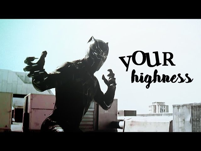 ►your highness t'challa