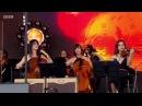 Showdown Jeff Lynne's ELO Live with Rosie Langley and Amy Langley, Glastonbury 2016