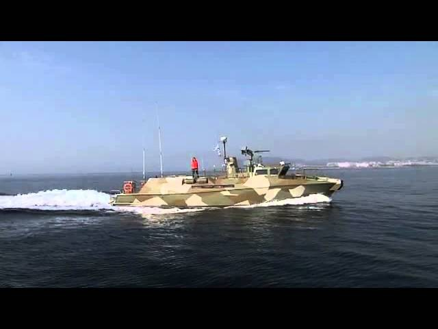 Еще одна гордость ВМФ — быстроходные патрульные катера проекта «Раптор»