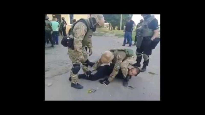 Нацгвардия пакует вытиранов батальонов «Донбасс» и «Айдар»