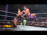 FULL MATCH WWE Tag Team Title 2-out-of-3 Falls Match WWE Payback 2015 (WWE Network Exclusive)