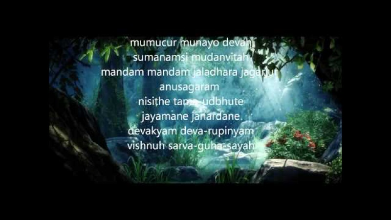 Devaki - Karnamrita Dasi. So beautiful