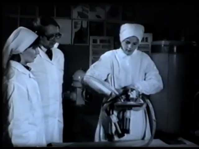 Автоматика в машинном доении