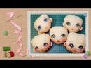 Tutorial Pintar cara de muñeca / Tutorial Painting doll face