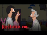 Mr. Fischoeder Intrudes On The Family's Sleepover | Season 7 Ep. 16 | BOB'S BURGERS