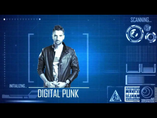 Digital Punk Crypsis - Radiant (Official Preview)