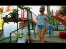 Киллер-Клоун атакует детей на пляже Killer Clown Attacks Kids On The Beach