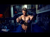 Train for Growth Standing Incline Dumbbell Flys (Warning! Massive Gains Will Appear)