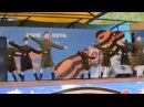 военный танец девушек